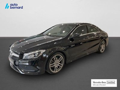Mercedes Cla 180 d Launch Edition 7G-DCT occasion