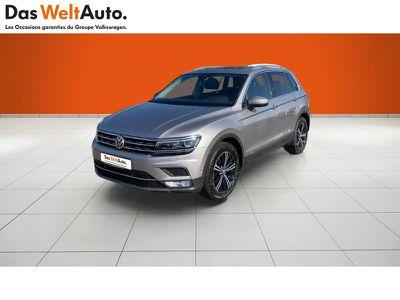 Volkswagen Tiguan 2.0 TDI 150ch BlueMotion Technology Carat Exclusive DSG7 occasion