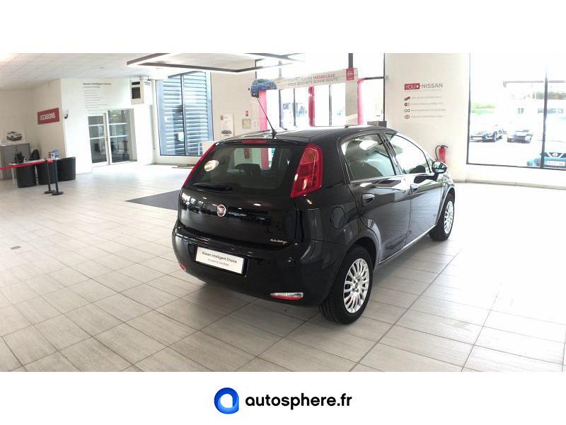 FIAT PUNTO 1.2 8V 69CH POP 5P - Miniature 4