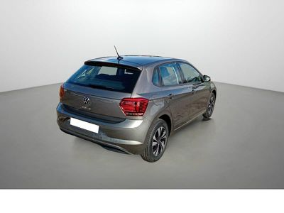 VOLKSWAGEN POLO 1.0 TSI 95CH LOUNGE BUSINESS EURO6D-T - Miniature 5