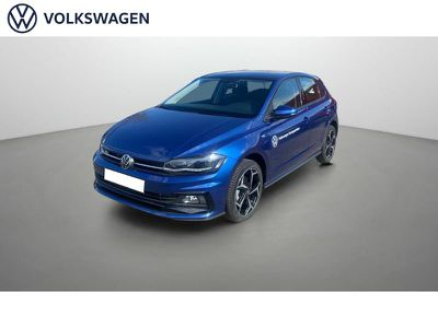 Leasing Volkswagen Polo 1.0 Tsi 110ch R-line Euro6d-t