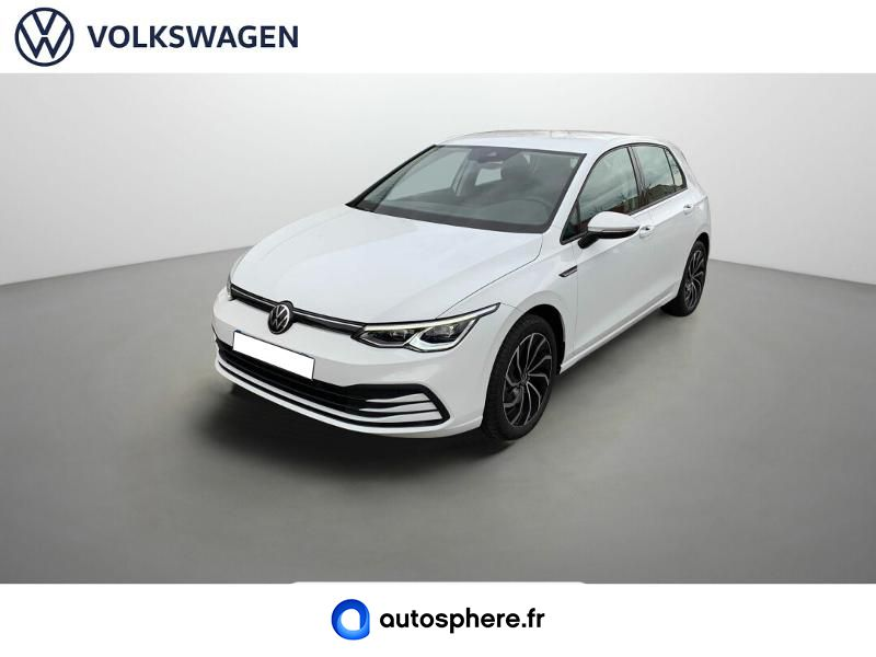 VOLKSWAGEN GOLF 1.5 TSI ACT OPF 130CH LIFE 1ST - Photo 1