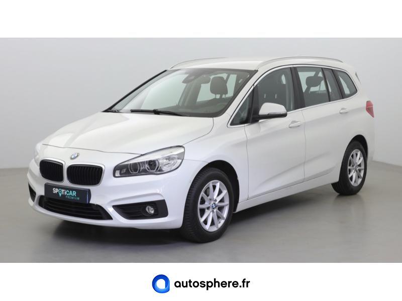 BMW SERIE 2 GRAN TOURER 218DA 150CH LOUNGE - Photo 1