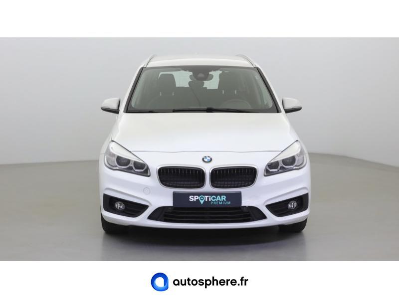 BMW SERIE 2 GRAN TOURER 218DA 150CH LOUNGE - Miniature 2
