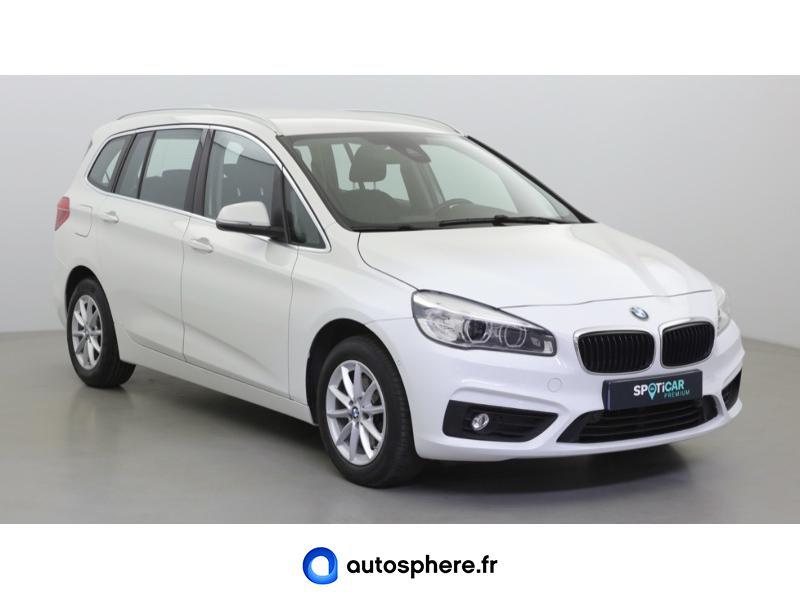 BMW SERIE 2 GRAN TOURER 218DA 150CH LOUNGE - Miniature 3