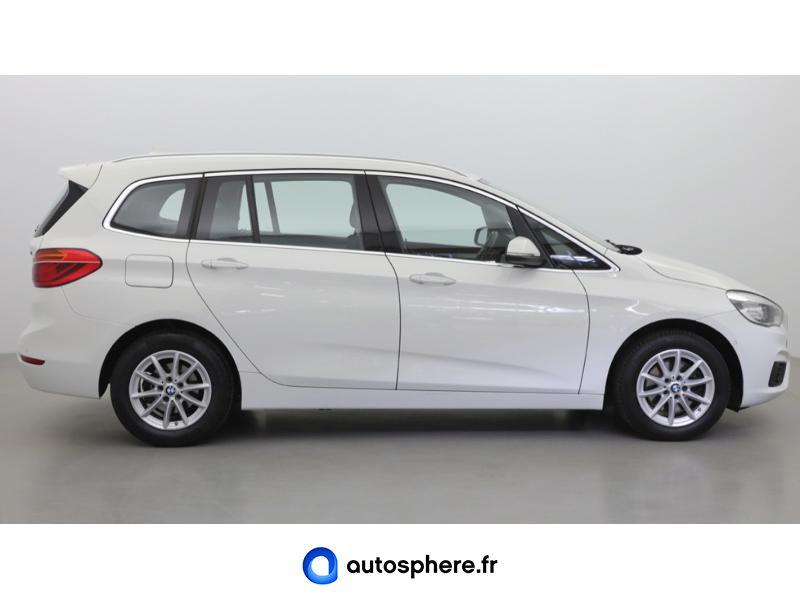 BMW SERIE 2 GRAN TOURER 218DA 150CH LOUNGE - Miniature 4