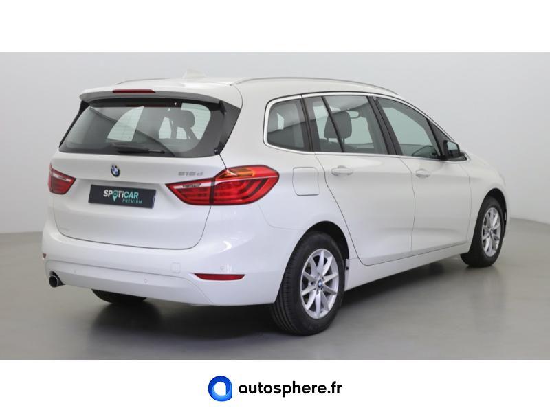 BMW SERIE 2 GRAN TOURER 218DA 150CH LOUNGE - Miniature 5