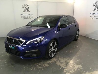 Peugeot 308 2.0 BlueHDi 180ch S&S GT EAT8 occasion