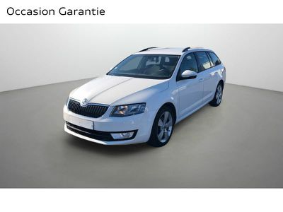 Skoda Octavia Combi 2.0 TDI 150ch CR FAP Green Tec Business Plus DSG6 occasion
