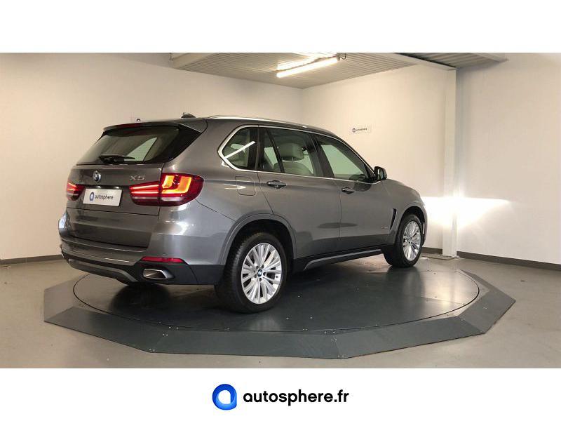 BMW X5 XDRIVE40DA 313CH EXCLUSIVE - Miniature 2