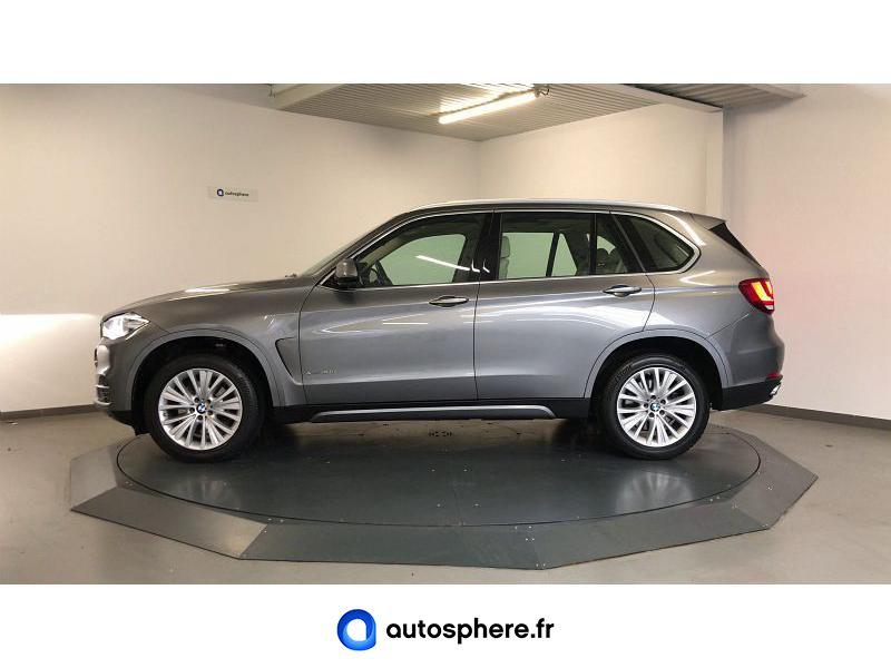 BMW X5 XDRIVE40DA 313CH EXCLUSIVE - Miniature 3