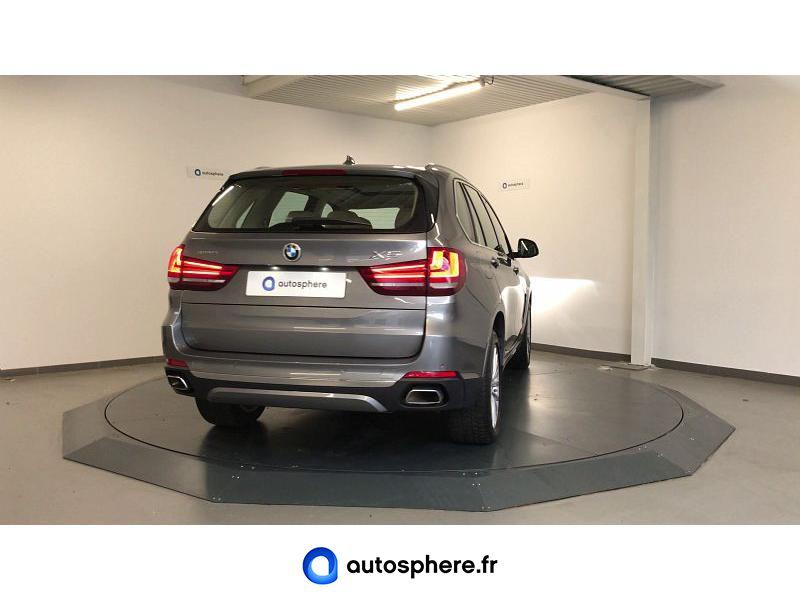 BMW X5 XDRIVE40DA 313CH EXCLUSIVE - Miniature 4