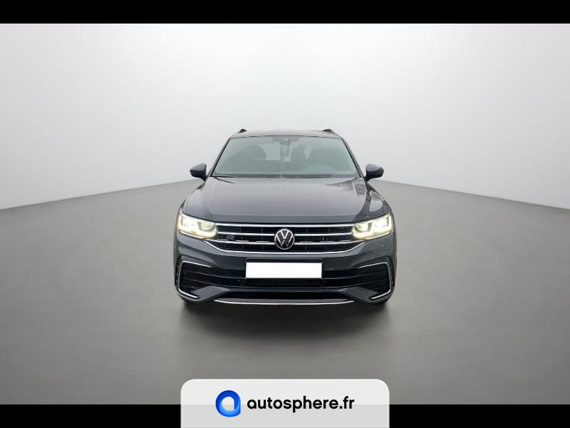 VOLKSWAGEN TIGUAN 2.0 TDI 150CH R-LINE 4MOTION DSG7 - Photo 1