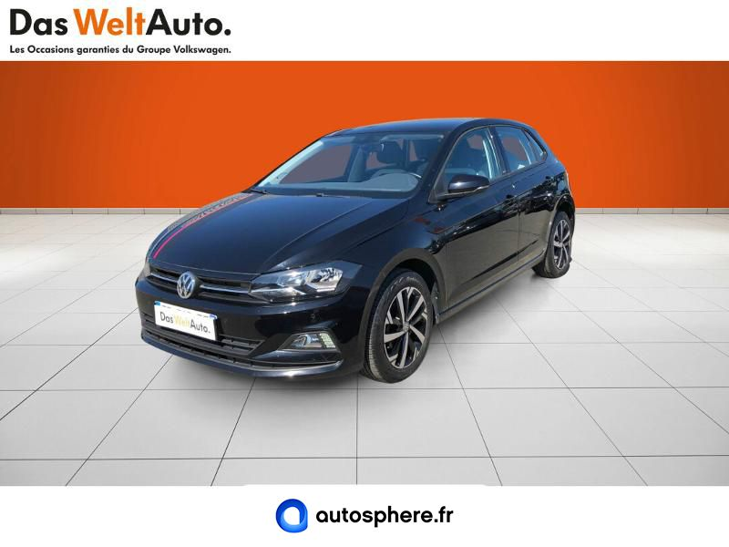 VOLKSWAGEN POLO 1.0 TSI 95CH FIRST EDITION - Photo 1