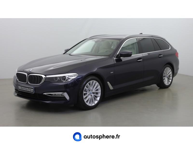 BMW SERIE 5 TOURING 530DA XDRIVE 265CH LUXURY - Photo 1