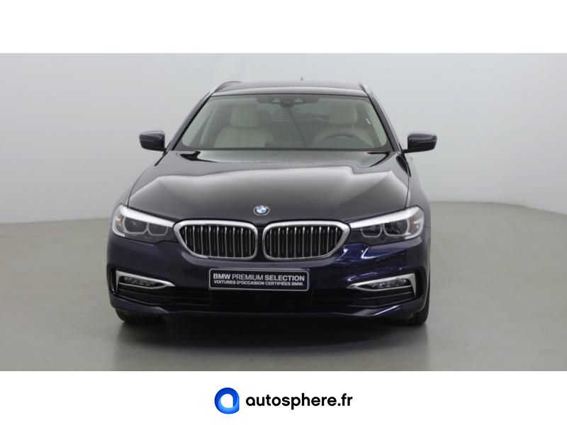 BMW SERIE 5 TOURING 530DA XDRIVE 265CH LUXURY - Miniature 2