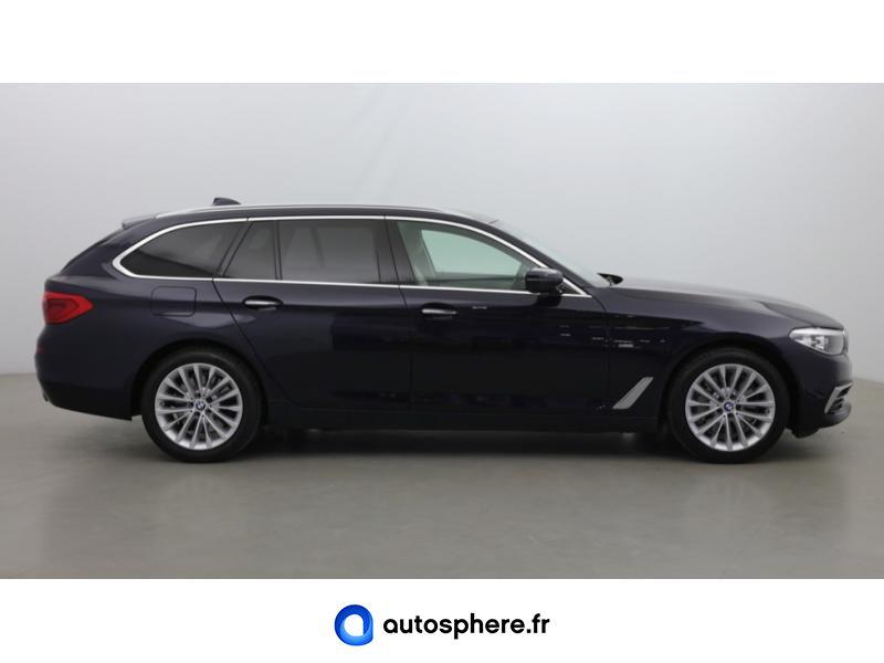 BMW SERIE 5 TOURING 530DA XDRIVE 265CH LUXURY - Miniature 4