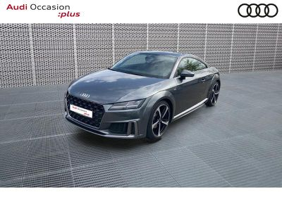 Audi Tt 40 TFSI 197ch S line S tronic 7 132g occasion