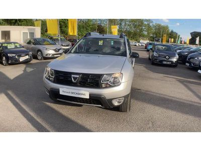 Leasing Dacia Duster 1.5 Dci 110ch Black Touch 2017 4x4