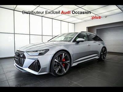 Audi Rs6 Avant 4.0 V8 TFSI 600ch quattro tiptronic occasion