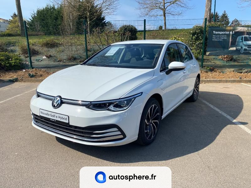 VOLKSWAGEN GOLF 1.4 HYBRIDE RECHARGEABLE OPF 204 DSG6 STYLE 1ST - Photo 1