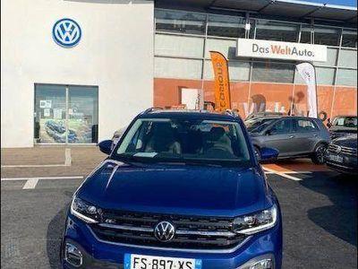 Volkswagen T-cross 1.0 TSI 115ch R-Line DSG7 occasion