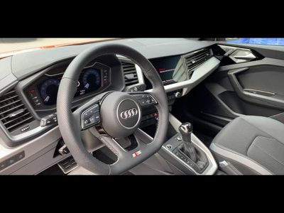 AUDI A1 CITYCARVER 30 TFSI 116CH EDITION ONE S TRONIC 7 - Miniature 4