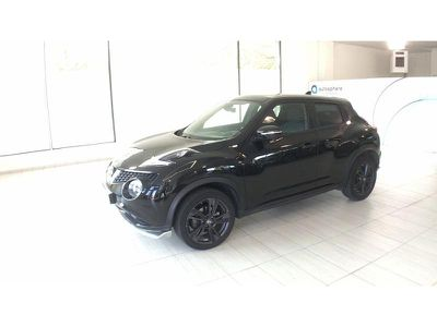 Nissan Juke 1.2 DIG-T 115ch Black Edition Euro6 occasion