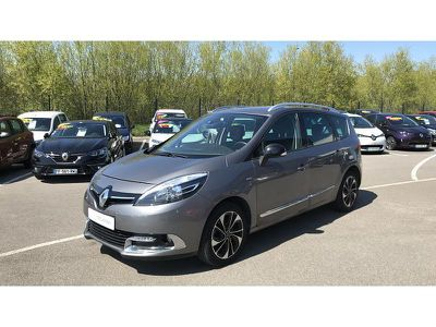 Leasing Renault Grand Scenic 1.6 Dci 130ch Energy Bose Euro6 7 Places 2015