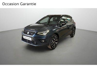 Seat Arona 1.0 EcoTSI 115ch Start/Stop FR DSG Euro6d-T occasion