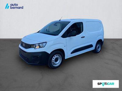 Leasing Peugeot Partner Standard 1000kg Bluehdi 100ch S&s Pro