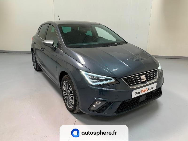 SEAT IBIZA 1.0 ECOTSI 95CH START/STOP XCELLENCE EURO6D-T - Photo 1
