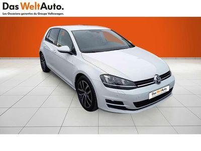 Volkswagen Golf 2.0 TDI 150ch BlueMotion Technology FAP Match DSG6 5p occasion