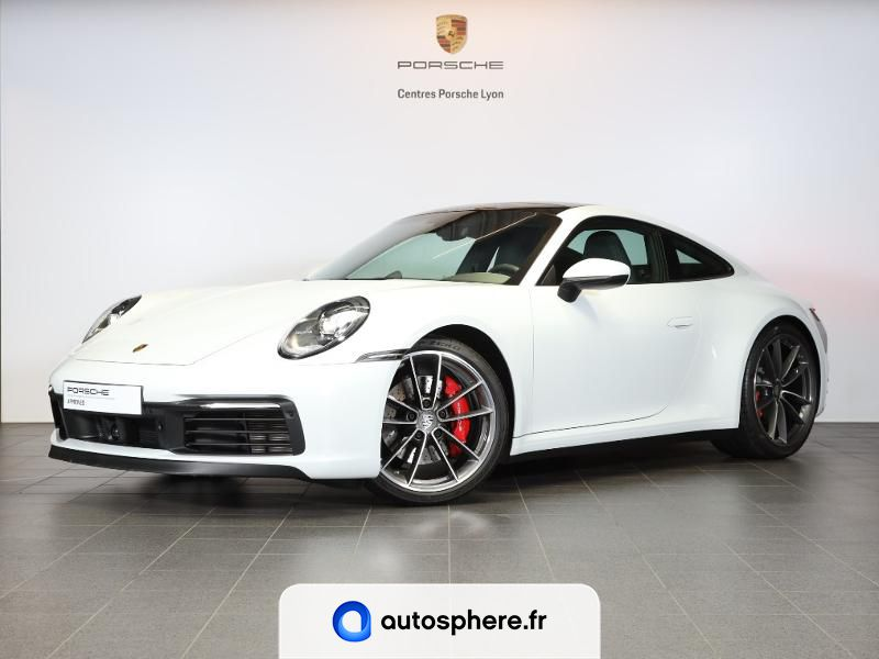 PORSCHE 911 COUPE 3.0 450CH 4S - Photo 1