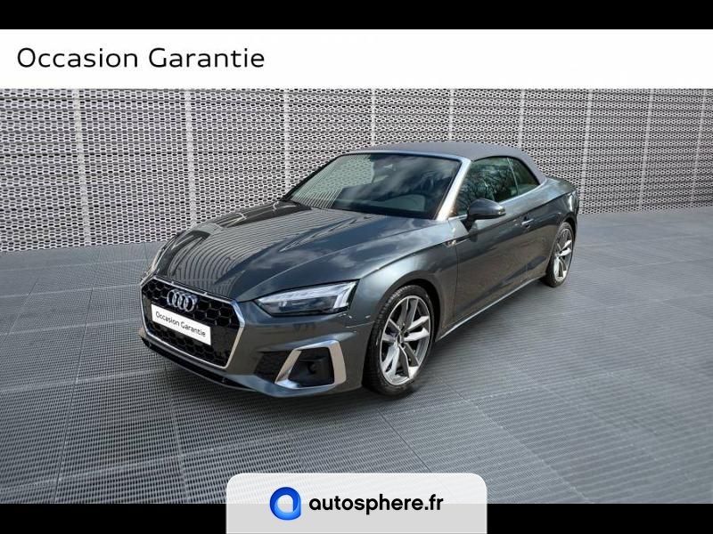 AUDI A5 CABRIOLET 35 TDI 163CH S LINE S TRONIC 7 - Photo 1