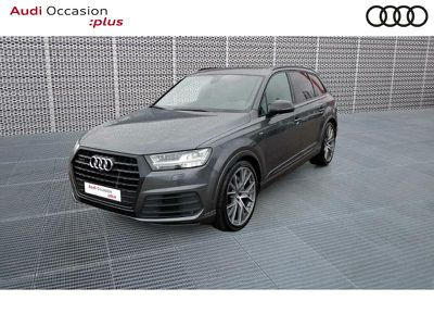 Leasing Audi Q7 50 Tdi 286ch S Edition Quattro Tiptronic 7 Places