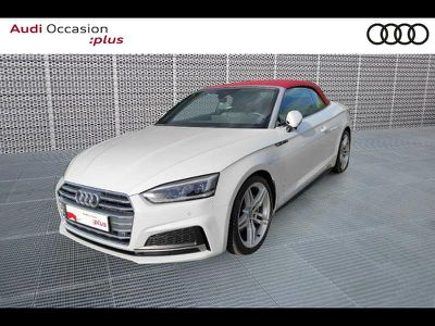 Audi A5 Cabriolet 40 TDI 190ch S line S tronic 7 Euro6d-T occasion