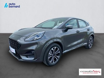 Ford Puma 1.0 EcoBoost 125ch ST-Line DCT7 occasion