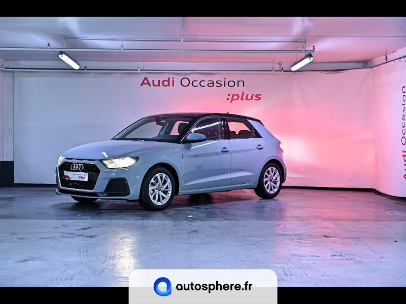 AUDI A1 SPORTBACK 30 TFSI 110CH DESIGN S TRONIC 7 - Photo 1