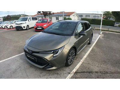 Toyota Corolla Touring Sports 122h Design occasion