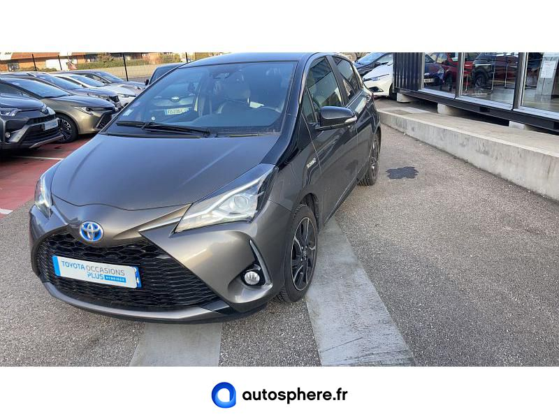 TOYOTA YARIS 100H COLLECTION 5P - Miniature 1