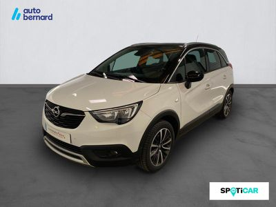 Opel Crossland X 1.2 Turbo 110ch Design Edition BVA Euro 6d-T occasion
