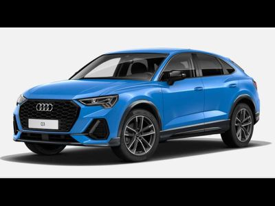 Audi Q3 Sportback 35 TFSI 150ch S Edition S tronic 7 occasion