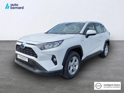 Toyota Rav4 Hybride 222ch Dynamic Business AWD-i MY20 occasion