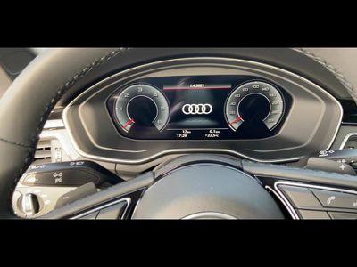 AUDI A5 CABRIOLET 40 TDI 204CH AVUS QUATTRO S TRONIC 7 - Miniature 4