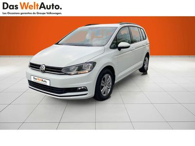 Volkswagen Touran 1.6 TDI 115ch FAP Trendline Business 5 places Euro6d-T occasion