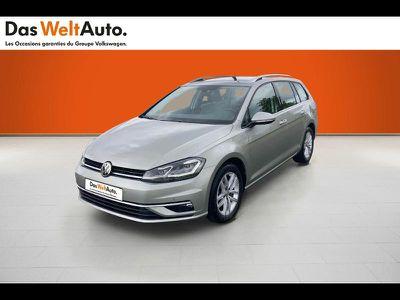 Volkswagen Golf Sw 1.6 TDI 115ch FAP BlueMotion Technology Carat DSG7 occasion
