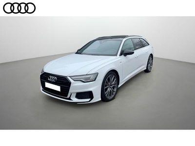 Audi A6 Avant 45 TDI 231ch S line quattro tiptronic 138g occasion
