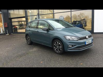 Volkswagen Golf Sportsvan 1.0 TSI 115ch BlueMotion Technology IQ.Drive DSG7 Euro6d-T occasion