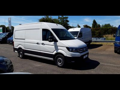 VOLKSWAGEN CRAFTER 30 L3H3 2.0 TDI 140CH BUSINESS LINE PLUS TRACTION - Miniature 3